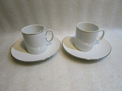 2 X Thomas Germany Coffee Cup & Saucer • 3.97£