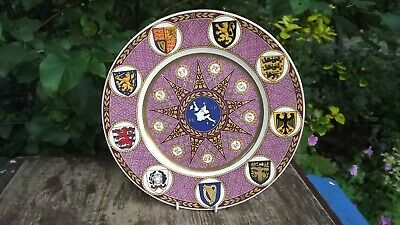 1979 Caverswill China Plate. Convening Of The 1st European Parliament  • 45£