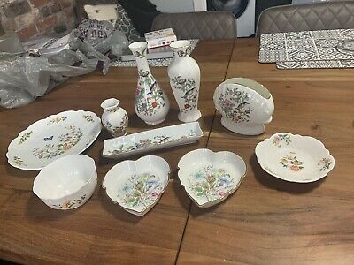 Selection Of Aynsley Collectables • 9.60£