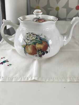 Arthur Wood &son Staffordshire Teapot Marked No 6366 Made In England  • 14£