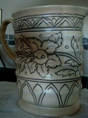 Crown Ducal Ware Jug, No. 285 With Numbers 6778 L.   A.g. Richardson  • 6£