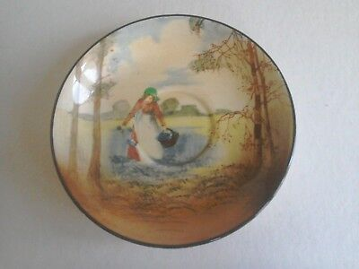 Royal Doulton Saucer   Bluebell Gatherers  Series • 59.99£