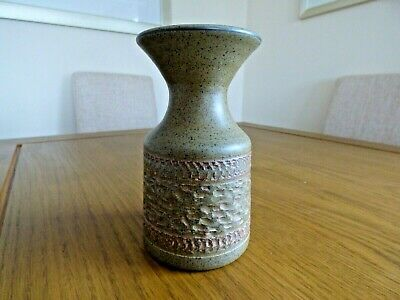 Purbeck Pottery Bournemouth. Vintage Vase. 1970's • 10£