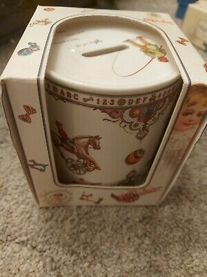 Spode Edwardian Childhood Collection Money Box • 4.99£