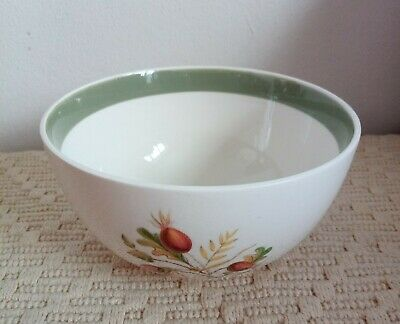 Alfred Meakin Rosehips And Acorns Design Sugar Bowl Very Good Used Condition • 4.99£