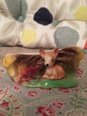 KITSCH 1950/60/70s VINTAGE RETRO FAUNA POTTERY PIECE- EASTGATE WITHERNSEA • 1.99£