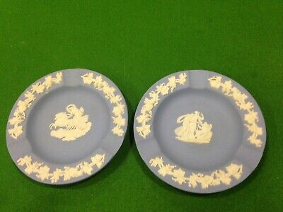 2 Perfect Wedgwood Pin  Tray Dishes  Excellent Condition  • 4£