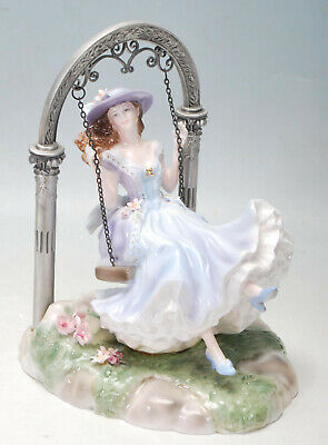 Royal Worcester The Swing. Limited Edition.  • 350£