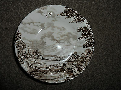 Vintage Ridgway Pottery 'country Days' Small Bowl/dish • 20£