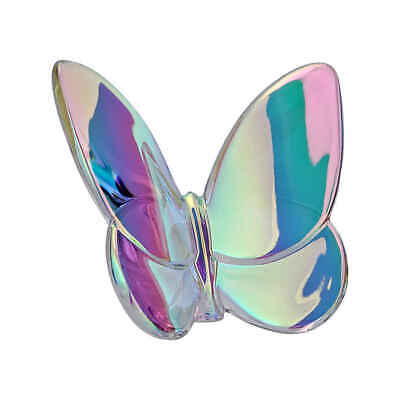 Baccarat Clear Iridescent Lucky Butterfly 2601482 • 115.20£