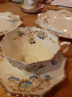 Vintage Antique Paragon Bone China Cup And Saucer • 9.20£