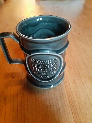 Holkham Pottery Norwich Brewery 1976  • 10£