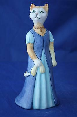 Bairstow Manor 'octavia' Cats Of The Manor Figurine - Manor Collectables - New • 37.95£