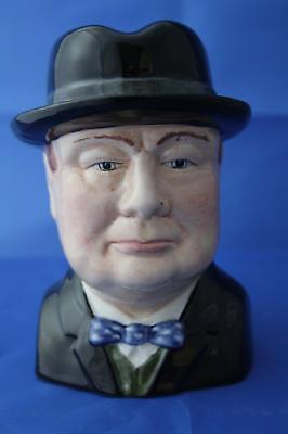 Bairstow Manor-made Winston Churchill Character Jug • 39.95£