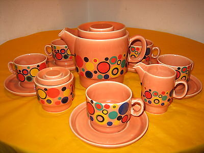VINTAGE WEIDMANN PORZELLAN PRODOTTO ITALIANO TEA/COFFEE SET  For 5  • 58£