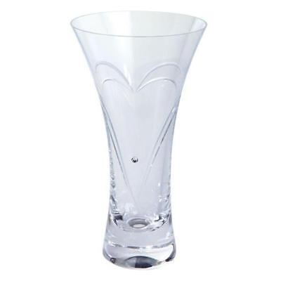Dartington Crystal - Romance Vase - Large  • 47.99£