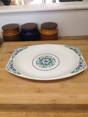 J And G Meakin Mandalay Serving Platter • 6.99£