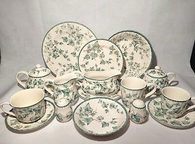 Vintage BHS British Home Stores Country Vine Pottery - Common + Rare Items • 6.95£