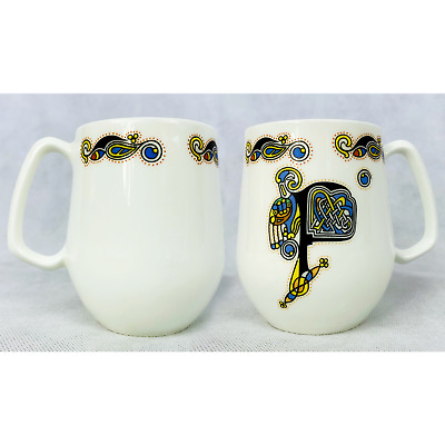 Royal Tara Book Of Kells Handmade In Galway Cup Mug • 12.99£