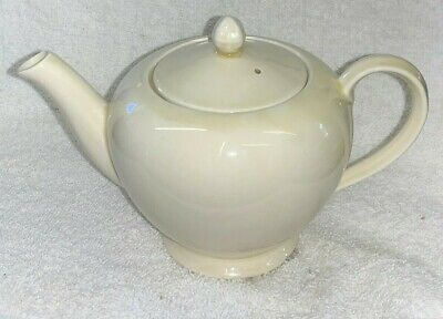 UNUSED Lovely Shaped Royal Winton Grimwades Small Individual 2 Cup Lemon Teapot • 7.99£