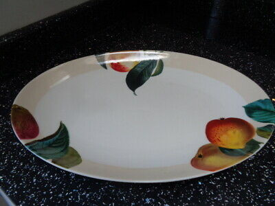 QUEENS FRUITS De SAISON SERVING PLATTER • 15£