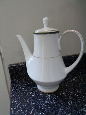 Boots Hanover Green Coffee Pot • 25£