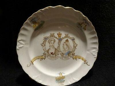 Queen Victoria Diamond Jubilee Plate -  Victoria The Good  • 14.95£