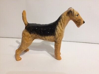 Beswick Airedale Dog • 27£