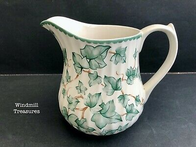 Bhs Country Vine Large Custard Jug - Great Condition • 11.99£