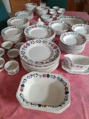 ADAMS 'Old Colonial' DINNER SERVICE Plates, Bowls Etc. MAKE YOUR SELECTION • 12£