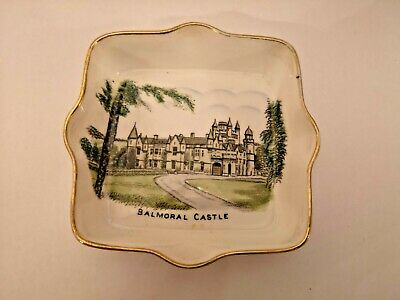 Sutherland Delphine Balmoral Castle Bone China • 23.95£