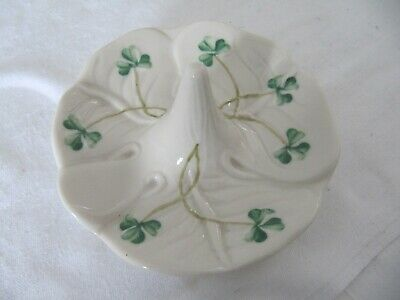Belleek China Porcelain Ring Stand • 5£