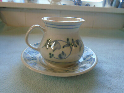 Ref 002 1970s Rye Pottery Sussex Cup And Saucer  • 36£