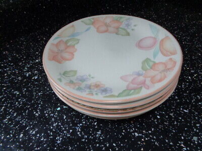 Marks And Spencer Orange Blossom Side Plates X 6 • 20£