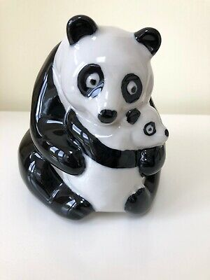 Wade NatWest Panda Money Box With Original NatWest Stopper - Excellent Condition • 10£