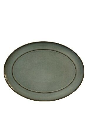 Denby Regency Green Large Oval Platter. X 1 • 15£