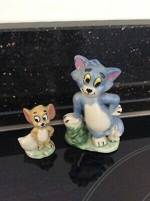 Wade Tom And Jerry Figurines  • 10.60£