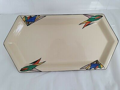 Tg Green Church Gresley Pharos Shallow Dish Art Deco  • 6.99£