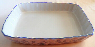 Bhs - Bristol Blue - Oven Dish - Top!! - More Items Listed • 9.99£