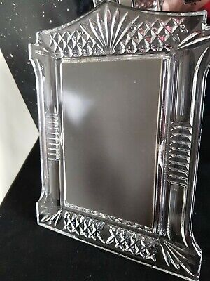 Waterford Crystal 6 X 4 Photo Frame In Beautiful Condition • 45£