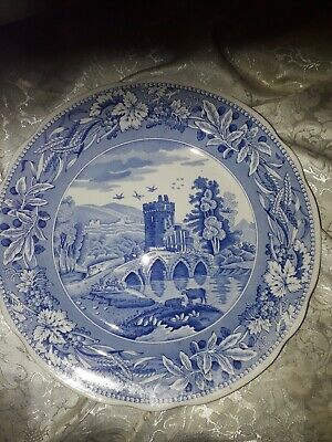 Spode Blue Room Collection Plate  • 14.99£