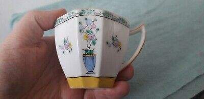 Shelley China Porcelain Queen Anne Shape Coffee Cup A/F • 4.99£