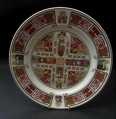 Bone China Spode The St. Gall Collector Plate  • 6.99£