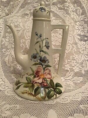 Montigny Sur Loing Vintage French Coffee Pot • 35£