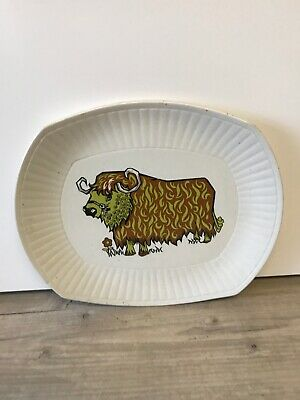 Beefeater Plates Vintage • 4.50£