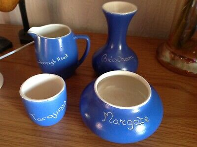 Antique Blue And White Pottery • 3.50£