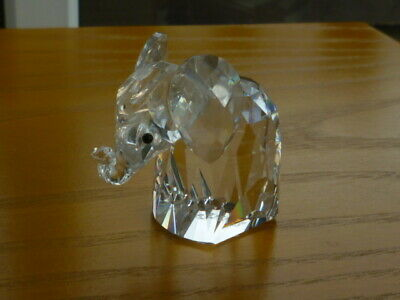 Swarovski  Large Elephant Excellent Condition Retired - With Box • 23.75£