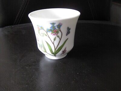 Portmerion Candle Holder Flowers/ Butterflies • 0.99£