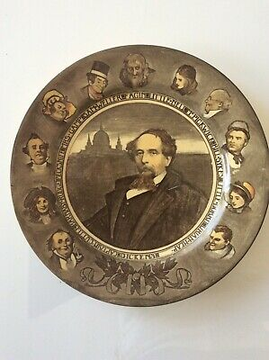 Royal Doulton Plate From Dickens Collection • 12.99£
