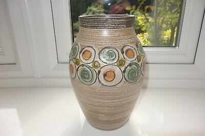 Denby Glyn Colledge Flamstead Vintage Vase Excellent Condition • 25.50£